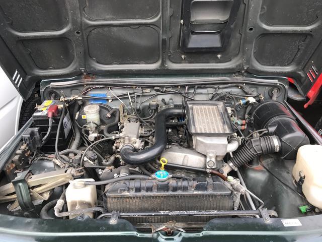 4WD リフトアップ マッドタイヤ エアコン パワステ(17枚目)