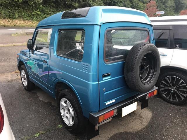 4WD トリトンブルーメタリック MT 記録簿(6枚目)