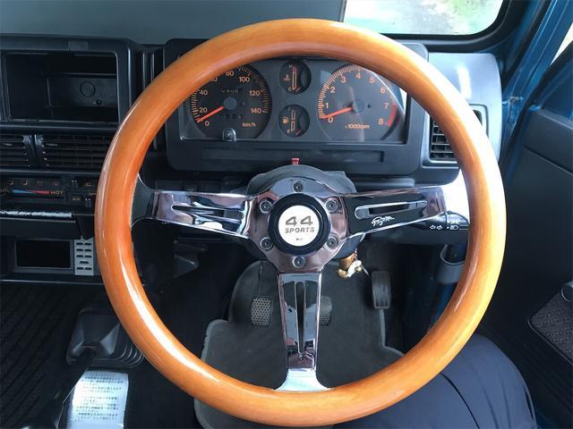 4WD トリトンブルーメタリック MT 記録簿(9枚目)