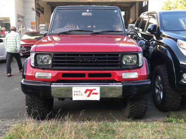 「トヨタ」「ランドクルーザープラド」「SUV・クロカン」「福島県」の中古車2