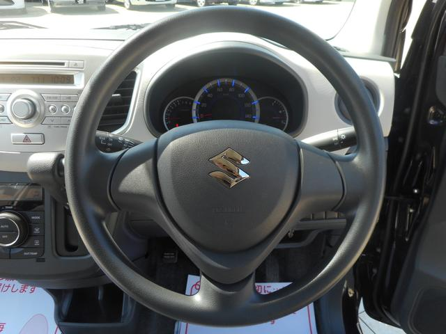 スズキ ワゴンR FX アイドリングストップ シートヒーター