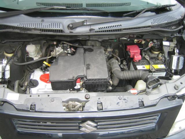 ファンベルト、ウオーターポンプ交換済。エンジンも異音なく良好です。