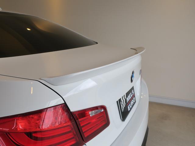 BMW人気チューナーズブランド『3Dデザイン』トランクスポイラー装備!