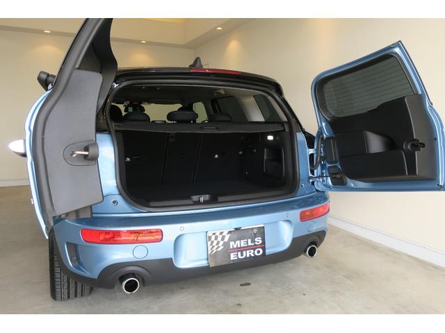 F54MINIクーパーSD入庫!希少なデジタルブルー!走行5千キロ台!禁煙車・ワンオーナー・保証継承手続きで安心保証付きです!