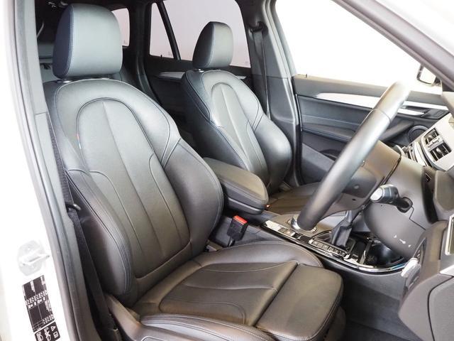 xDrive 18d Mスポーツ ハイラインパッケージ アクティブクルーズコントロール ヘッドアップディスプレイ インテリジェントセーフティ 純正ナビ バックカメラ 禁煙車 ワンオーナー 1オナ 本革(11枚目)