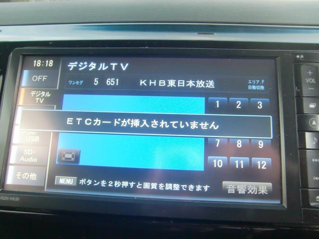 カスタムG TV ナビ ETC チタニウムグレーメタリック CVT AC AW 4名乗り(8枚目)