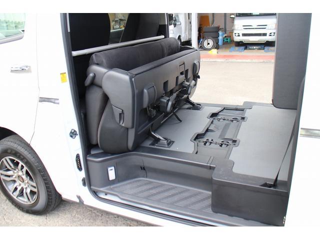 トヨタ ハイエースバン キャンピング マルチロールトランスポーターII 4WD