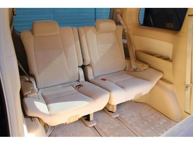 トヨタ アルファード 福祉車輌 ウェルキャブ 240X サイドリフトアップシート