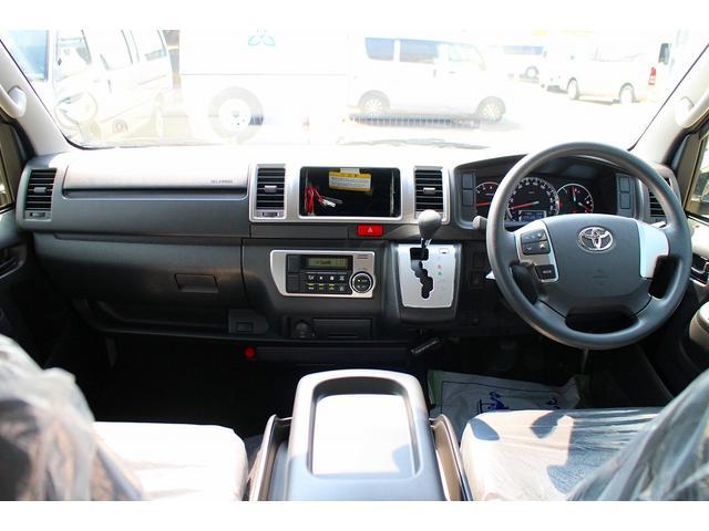 トヨタ ハイエースバン キャンピング FOCS エスパシオ 4WD 3.0DT