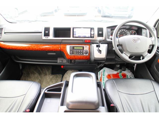 トヨタ ハイエースバン キャンピング FOCS アリゼ 4WD