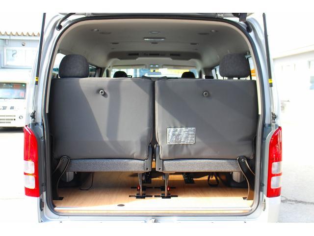 GL オグショー ベッドキット REVOシート 4WD(6枚目)