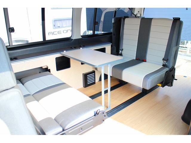 GL オグショー ベッドキット REVOシート 4WD(8枚目)