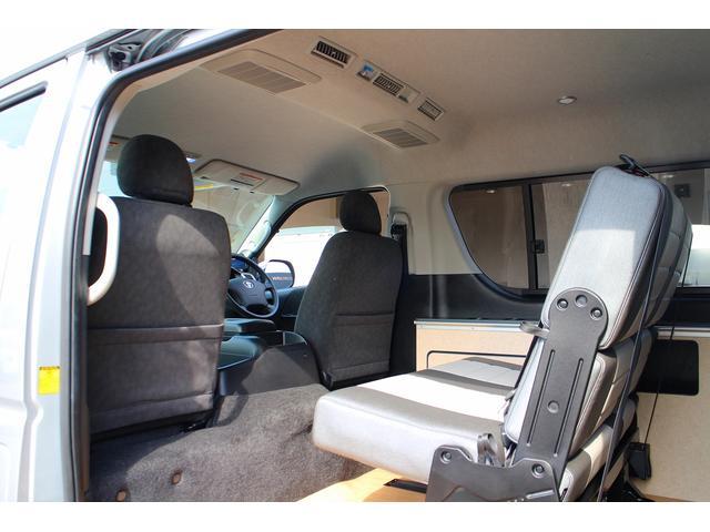 GL オグショー ベッドキット REVOシート 4WD(11枚目)