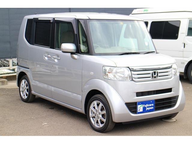 ホンダ N BOX+ 福祉車両 アルマス Gスロープ 電動ウィンチ 車イス1基