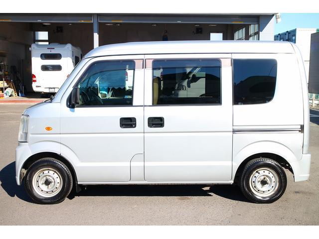 ミスティック社製ワタビー 4WD 外部電源 シンク(5枚目)