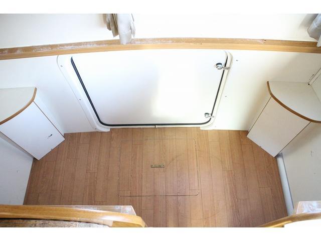 AtoZ アレン 4WD サイドオーニング 冷蔵庫 SDナビ(9枚目)