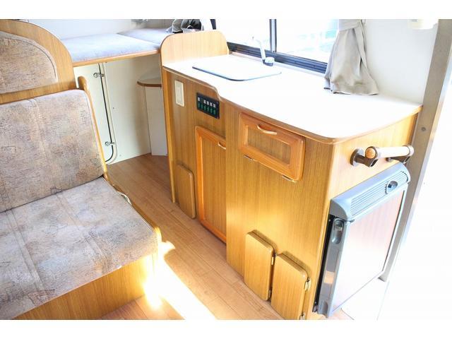 AtoZ アレン 4WD サイドオーニング 冷蔵庫 SDナビ(11枚目)