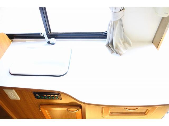 AtoZ アレン 4WD サイドオーニング 冷蔵庫 SDナビ(13枚目)
