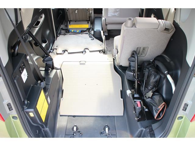 福祉車輌 スロープ 電動ウィンチ 車高降下装置(7枚目)