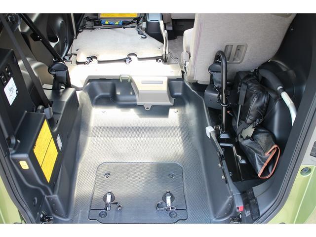 福祉車輌 スロープ 電動ウィンチ 車高降下装置(14枚目)