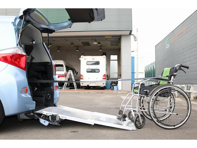 X ウェルキャブ 車いす仕様車Iリア席付 車高降下装置(2枚目)