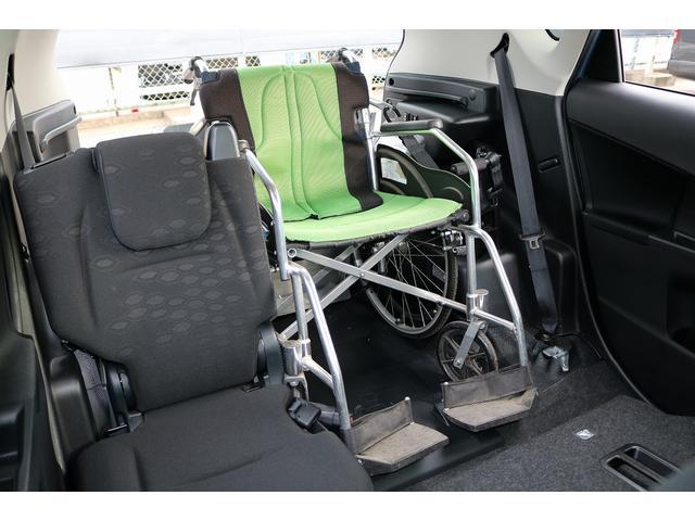 X ウェルキャブ 車いす仕様車Iリア席付 車高降下装置(5枚目)