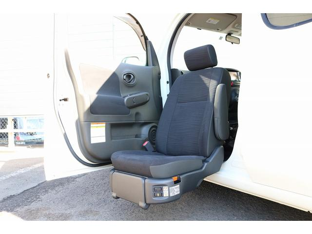 H21年3月登録 キューブ福祉車輌 4WD 助手席電動サイドリフト
