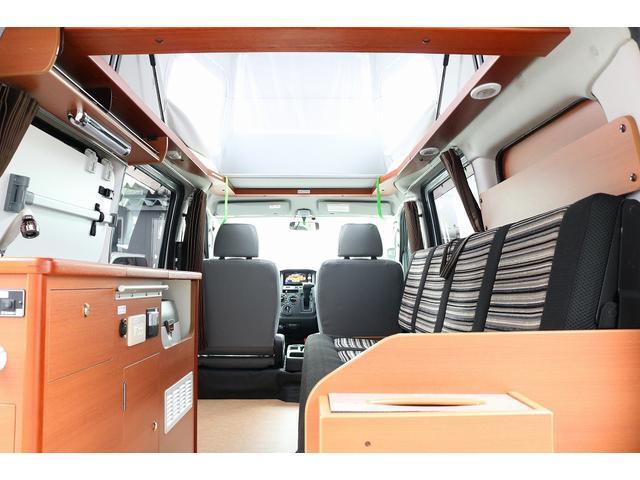 キャンピングカー広島 ピコ 4WD ポップアップルーフ(19枚目)