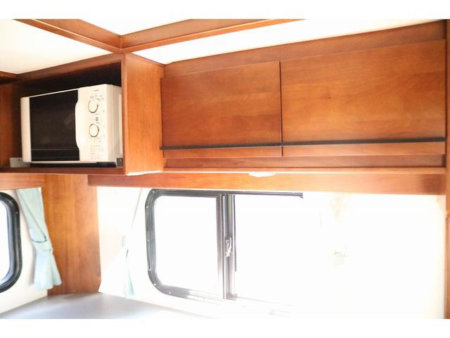 キャンピングカー AtoZ アミティLX 4WD サブバッテリー インバーター1500W 電子レンジ 19型テレビ 地デジアンテナ DC冷蔵庫 マックスファン FFヒータ- マルチルーム ワンオーナー(14枚目)
