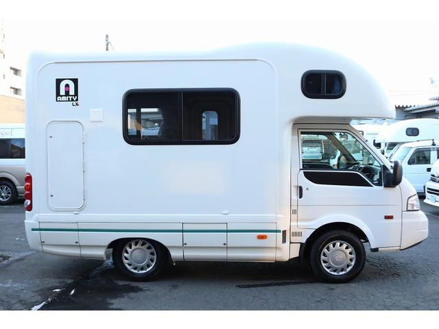 キャンピングカー AtoZ アミティLX 4WD サブバッテリー インバーター1500W 電子レンジ 19型テレビ 地デジアンテナ DC冷蔵庫 マックスファン FFヒータ- マルチルーム ワンオーナー(23枚目)