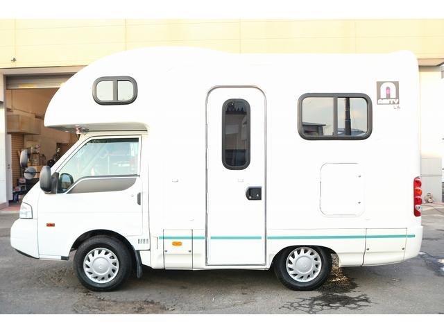 キャンピングカー AtoZ アミティLX 4WD サブバッテリー インバーター1500W 電子レンジ 19型テレビ 地デジアンテナ DC冷蔵庫 マックスファン FFヒータ- マルチルーム ワンオーナー(24枚目)