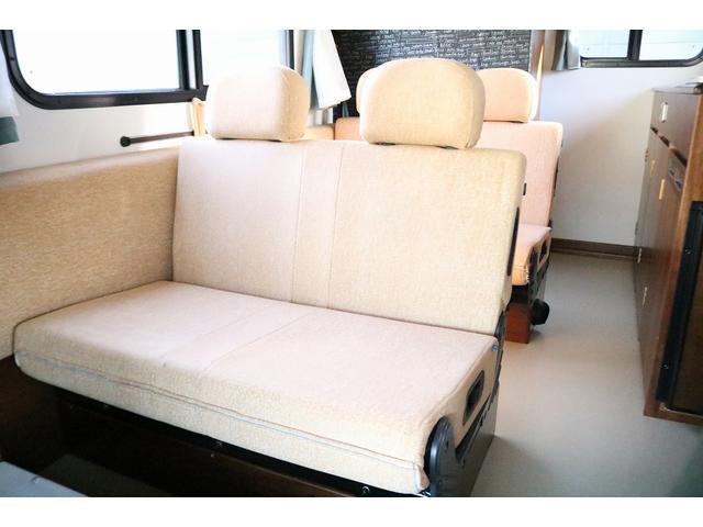 キャンピングカー AtoZ アミティLX 4WD サブバッテリー インバーター1500W 電子レンジ 19型テレビ 地デジアンテナ DC冷蔵庫 マックスファン FFヒータ- マルチルーム ワンオーナー(41枚目)