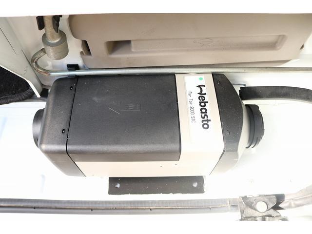 キャンピングカー 新品ベッドキット 新品サブバッテリー 走行充電 室内灯LED 新品ベバストFFヒータ- 新品ストラーダメモリーナビ 地デジ キーレス(14枚目)