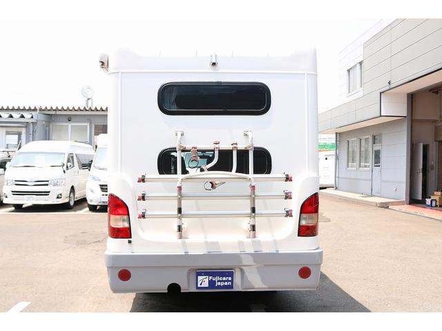 キャンピングカー AtoZ アミティ 4WD 常設二段ベッド ツインサブバッテリー ベバストFFヒーター サイクルキャリア サイドオーニング マックスファン 冷蔵庫 インバーター500W 走行充電(22枚目)