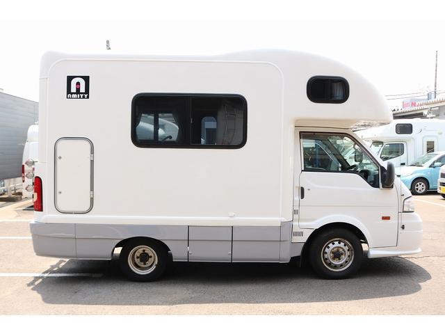 キャンピングカー AtoZ アミティ 4WD 常設二段ベッド ツインサブバッテリー ベバストFFヒーター サイクルキャリア サイドオーニング マックスファン 冷蔵庫 インバーター500W 走行充電(23枚目)