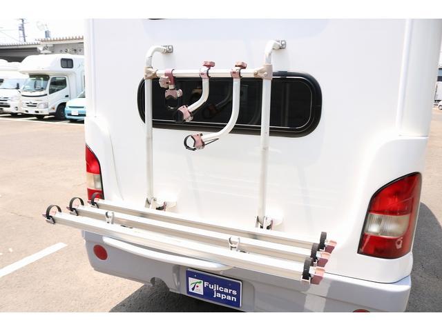 キャンピングカー AtoZ アミティ 4WD 常設二段ベッド ツインサブバッテリー ベバストFFヒーター サイクルキャリア サイドオーニング マックスファン 冷蔵庫 インバーター500W 走行充電(29枚目)