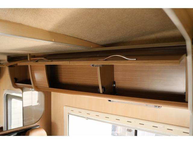 キャンピングカー バンテック コルドリーブス 4WD ディーゼルターボ家庭用エアコン ベバストFFヒーター インバーター1500W ツインサブバッテリー 電子レンジ 19型テレビ 地デジアンテナ(20枚目)