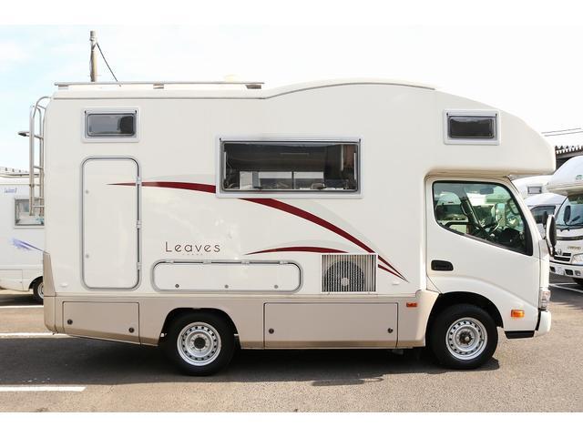 キャンピングカー バンテック コルドリーブス 4WD ディーゼルターボ家庭用エアコン ベバストFFヒーター インバーター1500W ツインサブバッテリー 電子レンジ 19型テレビ 地デジアンテナ(23枚目)