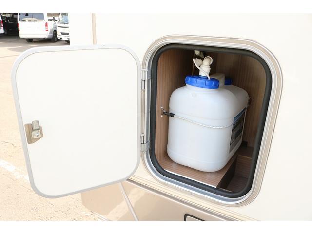キャンピングカー バンテック コルドリーブス 4WD ディーゼルターボ家庭用エアコン ベバストFFヒーター インバーター1500W ツインサブバッテリー 電子レンジ 19型テレビ 地デジアンテナ(30枚目)