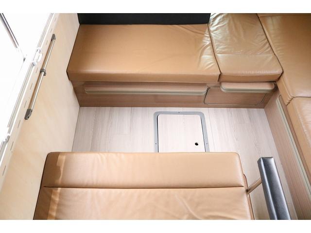 キャンピングカー バンテック コルドリーブス 4WD ディーゼルターボ家庭用エアコン ベバストFFヒーター インバーター1500W ツインサブバッテリー 電子レンジ 19型テレビ 地デジアンテナ(44枚目)