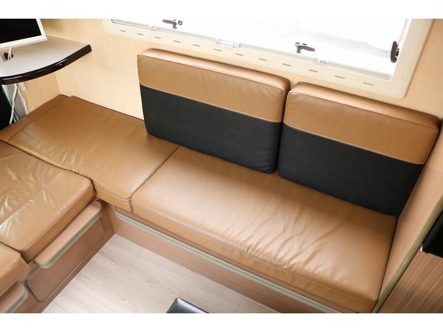 キャンピングカー バンテック コルドリーブス 4WD ディーゼルターボ家庭用エアコン ベバストFFヒーター インバーター1500W ツインサブバッテリー 電子レンジ 19型テレビ 地デジアンテナ(46枚目)