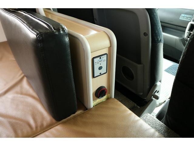 キャンピングカー バンテック コルドリーブス 4WD ディーゼルターボ家庭用エアコン ベバストFFヒーター インバーター1500W ツインサブバッテリー 電子レンジ 19型テレビ 地デジアンテナ(59枚目)