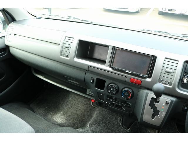 キャンピングカー ファーストカスタム リモギンガ 2WD 冷蔵庫 シンク コンロ FFヒーター 電子レンジ サブバッテリー 走行充電 外部充電 LED照明 社外HDDナビ 地デジ バックカメラ(33枚目)