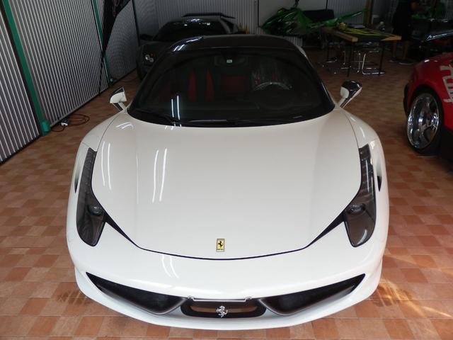 「フェラーリ」「フェラーリ 458イタリア」「クーペ」「宮城県」の中古車3