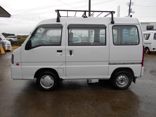 「スバル」「サンバーバン」「軽自動車」「宮城県」の中古車5
