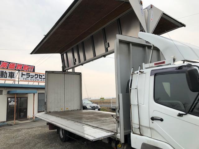 「その他」「ファイター」「トラック」「宮城県」の中古車10