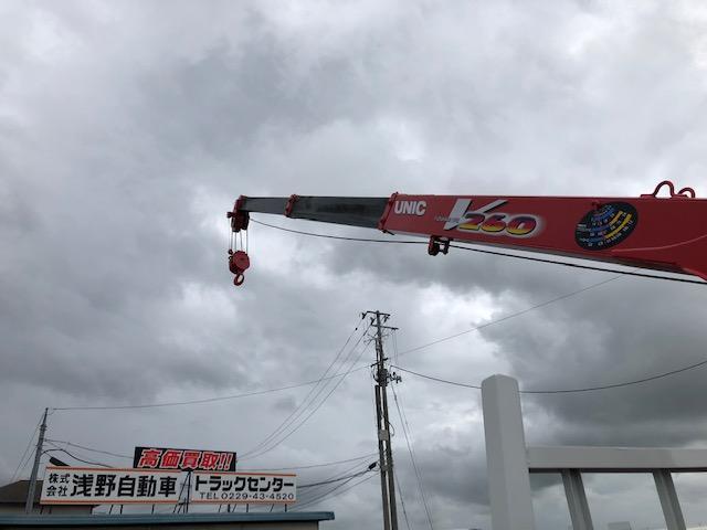 「その他」「キャンター」「トラック」「宮城県」の中古車11