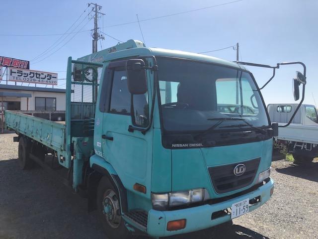 平 3段クレーン ユニック車 フックイン 関東仕入れ(3枚目)