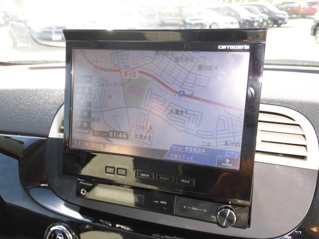 フィアット フィアット 500 1.2 8V ラウンジ 社外HDDサイバーナビ ガラスルーフ