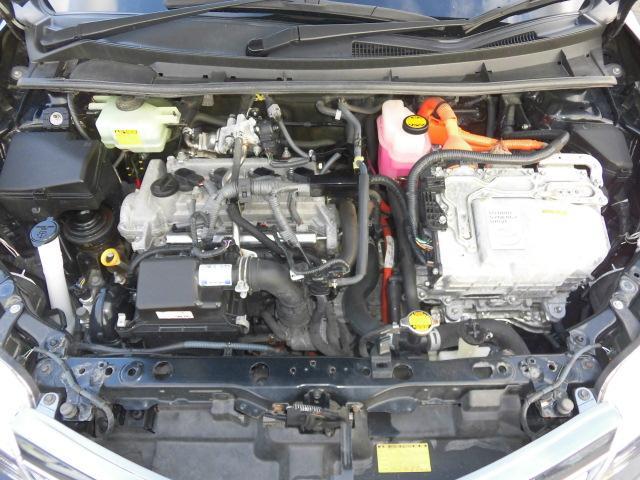 トヨタ カローラフィールダー ハイブリッドG エアロツアラー・ダブルバイビー 社外SDナビ